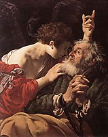 The Deliverance of St. Peter, terbrugghen