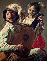 Duet, 1628, terbrugghen