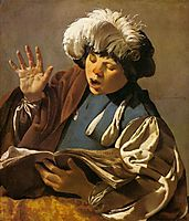 Singing Boy, terbrugghen