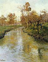 Autumn, thaulow