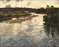 The Dordogne, thaulow