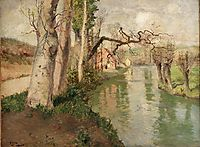 From Dieppe to Arques River, thaulow