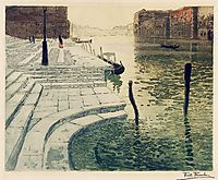 Marble Steps, thaulow