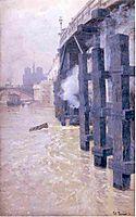 Seine, c.1890, thaulow