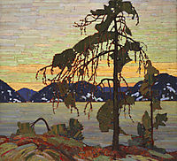 The Jack Pine, 1917, thomson