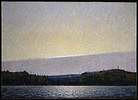 Morning Cloud, 1913, thomson