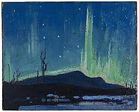 Northern Lights, 1917, thomson