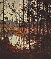 Northern River, 1915, thomson