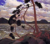 The West Wind, 1917, thomson