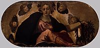 Allegory of Happiness, c.1564, tintoretto