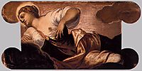 Allegory of Truth, c.1564, tintoretto