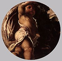 Autumn, c.1564, tintoretto