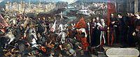 Battle of Asola, tintoretto