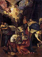 Birth of Saint John the Baptist, 1563, tintoretto