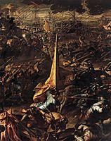 Conquest of Zara, tintoretto