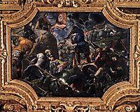 Defense of Brescia, 1584, tintoretto