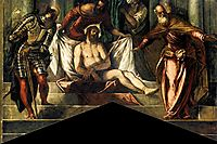 Ecce Homo, 1567, tintoretto