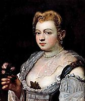 Jacopo Robusti Il Tintoretto, Flora, tintoretto