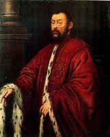 Marcantonio Barbaro, tintoretto