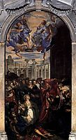 The Miracle of Saint Agnes, 1577, tintoretto