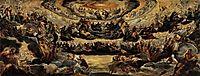 Paradise, 1565, tintoretto