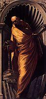 A philosopher, 1570, tintoretto
