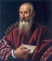 Portrait of a Doge, tintoretto