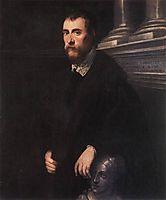 Portrait of Giovanni Paolo Cornaro, 1561, tintoretto