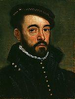Portrait of a Man, tintoretto