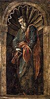 Prophet, 1567, tintoretto