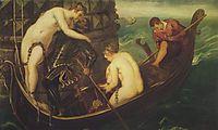 Rescue of Arsinoe, tintoretto