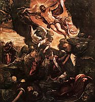 The Resurrection of Christ, tintoretto