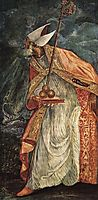 Saint-Nicolas, 15, tintoretto