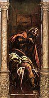 Saint Roch, 1581, tintoretto