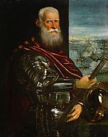 Sebastiano Venier, tintoretto