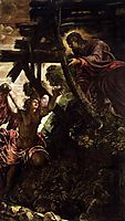 The Temptation of Christ, tintoretto