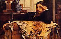 Algeron Moses Marsden, 1877, tissot