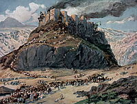 The Conquest of the Amorites, c.1902, tissot