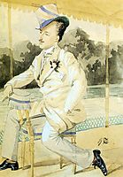 A Dandy, 1873, tissot