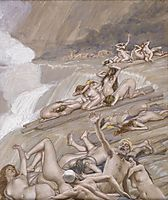 The Deluge, c.1902, tissot