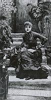 The Elder Sister, 1881, tissot
