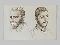 Jew and Armenian, 1889, tissot