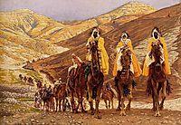 Journey of the Magi, 1894, tissot