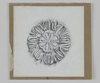 Judaic Ornament (Rosette), 1889, tissot