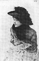 Portrait of Mrs. N, 1876, tissot