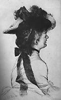The Rubens Hat, ?, tissot