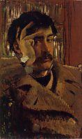 Self Portrait, 1865, tissot