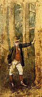 Self Portrait, 1898, tissot