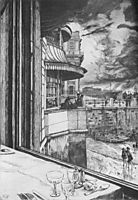 Trafalgar Tavern, 1878, tissot
