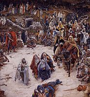 What Our Saviour Saw from the Cross, 1886-1894, tissot